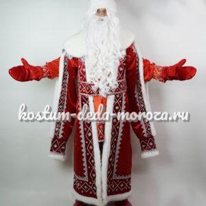 Костюм Деда Мороза Кремлевский