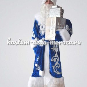 Костюм Деда Мороза Боярский мороз