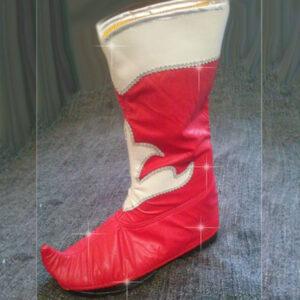 Накладки на обувь Деда Мороза