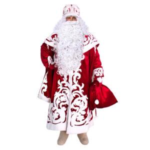 Костюм Деда Мороза Русский