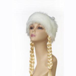 Коса для снегурочки