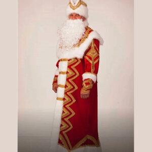 Костюм Деда Мороза Великий устюг