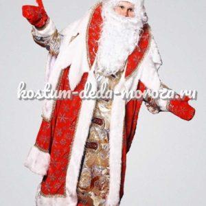 Костюм Деда Мороза Королевский